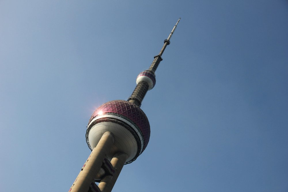 No need for words.  The Oriental Pearl Radio & TV Tower is simply iconic and a symbol of Shanghai's rapid modernization.