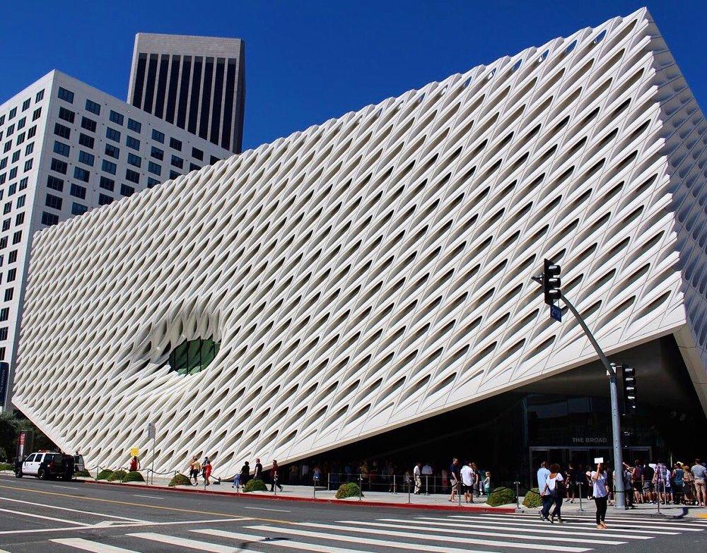 Broad Contemporary Art Museum.