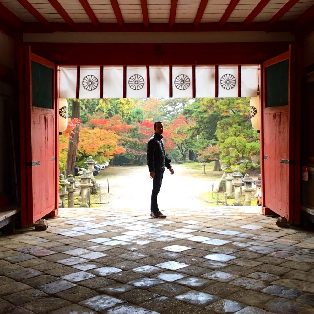Getting lost in Nara is the best way for finding its hidden corners and temples.
