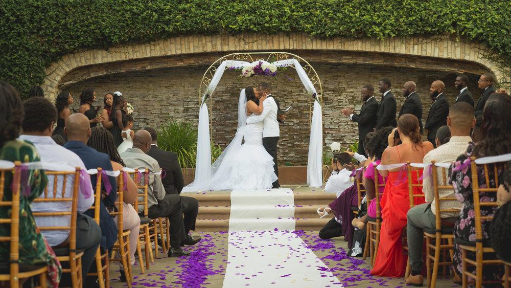 Jamal + Tashiana Wedding - Summer 2017