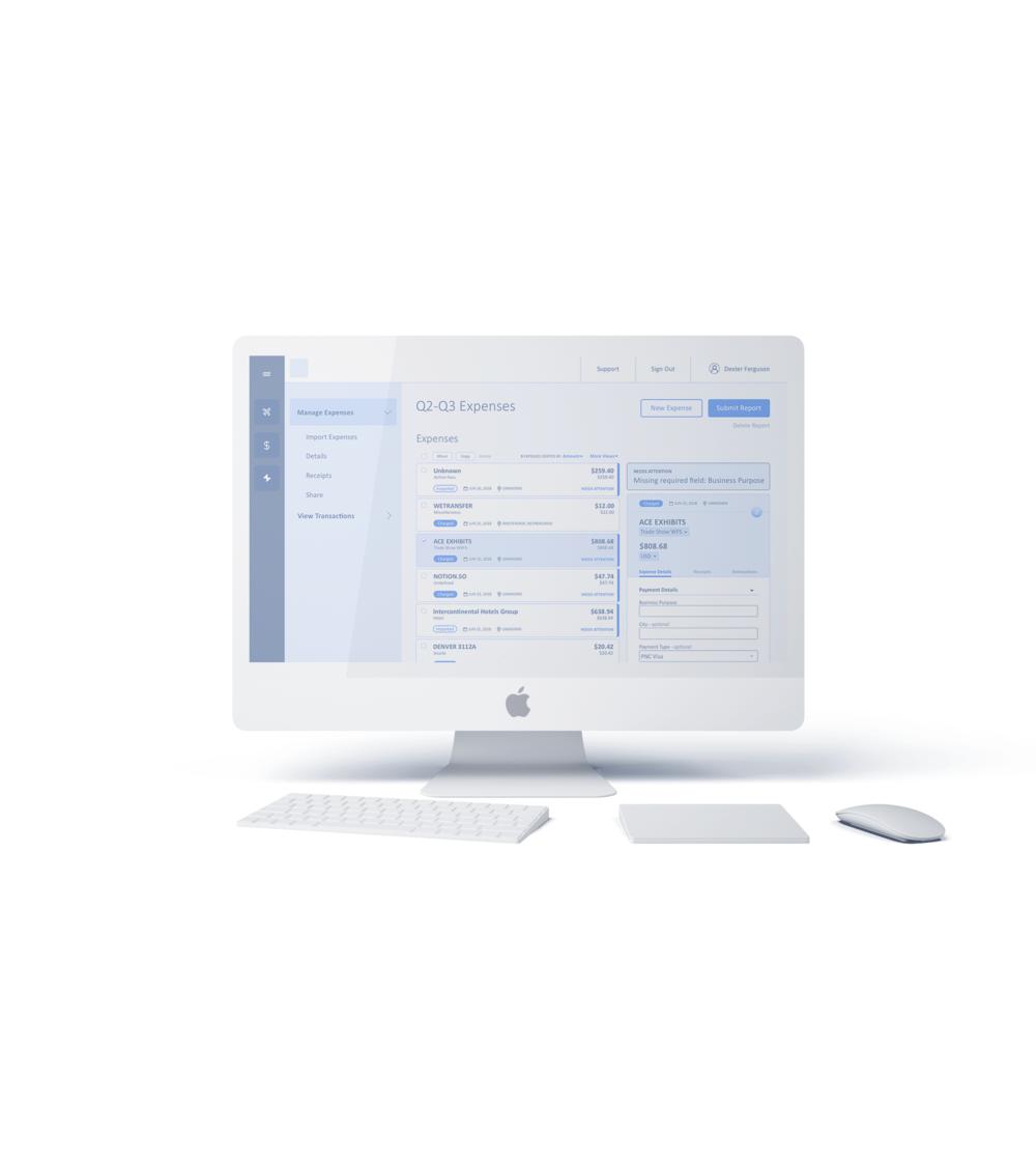 SAP Concur UX Case Study    UI/UX Design