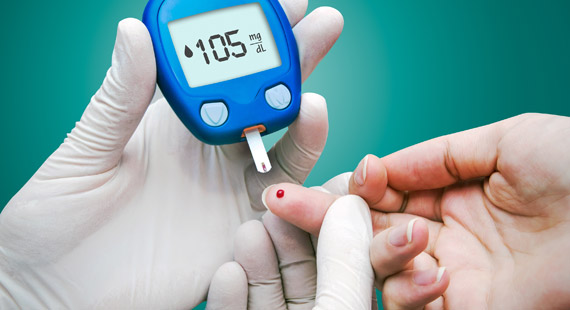 Screening for diabetes at 40 is recommended,then every 3 years if there are risk factors. There there are no significant risk factors,5 year intervals are reasonable. You do not need to be tested every year. -