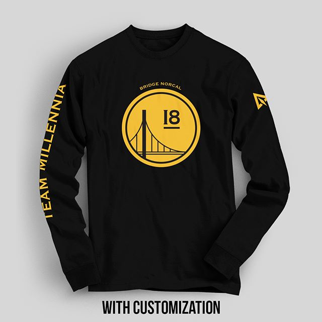 ❗️Pre-sale for Bridge NorCal has begun❗️ Customize your long sleeve before March 1st & pick it up the day of competition (3/17). The day of competition we will be selling limited non-customized and customized long sleeves. Those will ship 2 weeks later. —  ow.ly/nExg50gvXWH (link in bio)
