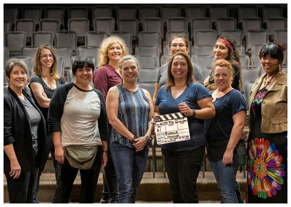 Women In Film Dallas - PSA Production Crew (KD Studios in Dallas)