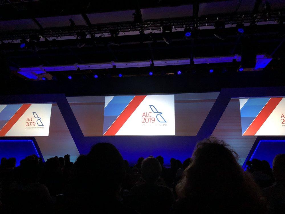 American Airlines Annual Leadership Conference (Hyatt Regency - Dallas, TX)