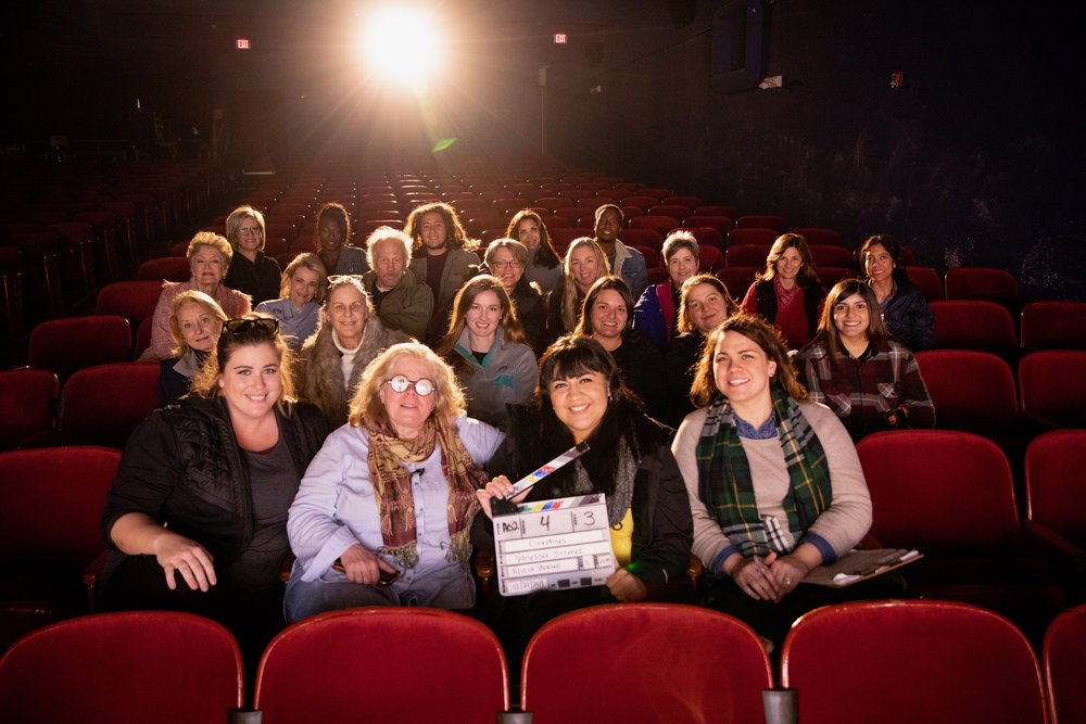 """The Cinephiles"" Cast & Crew"