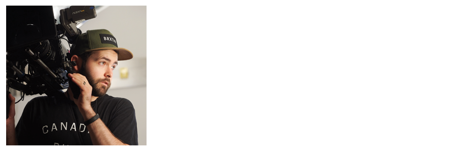 Conor is a Cinematographer and Colourist from Toronto who serves as a longtime member of the production house Alter Ego, where he has worked on films such as Mad Max: Fury Road and Operation Avalanche, as well as on commercials for Ford, Honda, Land Rover, Cadbury, McDonald's, Tim Hortons and Nike.