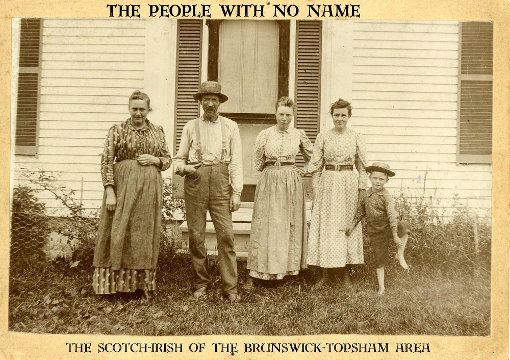 - This lecture and power-point program explores the background, culture, and some prominent family connections in the greater Brunswick-Topsham area.