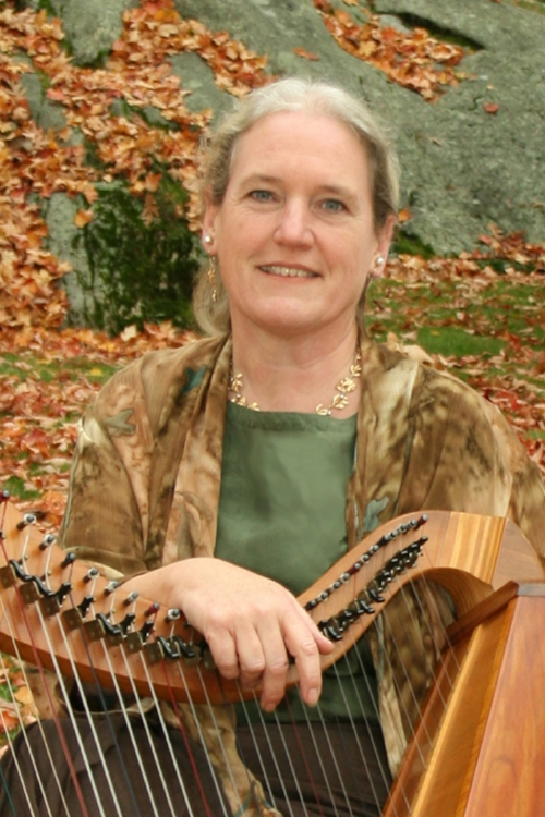 Julia Lane - Scottish and Irish based traditional music of southern Appalachia in the U.S. has received a good amount of attention, due in part to the ballad collections of Francis Child,as well as more recent publications, but there is a wealth of this same music in the folk culture of New England. Immigrants from Scotland and Northern Ireland arrived in this area from the mid 1600's developing thriving communities. They naturally brought their folkways and songs with them. In the late 19th and early 20th century song collectors ranged from the coastal communities to the woodland camps in search of vernacular songs. Journals and recordings preserved hundreds of songs many of which can be traced to ancient sources. These are preserved in archives of Maine Folklife Center, the Library of Congress, Harvard's Houghton Library, the Helen Hartness Flanders collection in Vermont, among many others, and contain well over 5000 songs. The titles, tunes and lyrics reveal that a large percentage of these songs came from Scotland and Ulster. For the last twenty years, Julia Lane, of the Maine folk music duo Castlebay, has been examining, transcribing and interpreting these collections with the intention of making them accessible to a modern audience and revealing the social history of our region through music, song, story. In addition to performing these songs in her regular concert programs, she is preparing a book of her transcriptions and a website. Julia Lane, of Round Pond Maine USA, has researched and presented traditional songs for over 40 years. With her partner Fred Gosbee, she has recorded over 20 albums and has created and performed several multi-media productions blending music, history and lore. They tour both the eastern US and the British Isles and Ireland playing at educational institutions, museums and arts centers. For more information see www.castlebay.net.Julia also has a significant project highlighting the unique experience from Derry to Maine through a stage production called the Grand Design.  The Chronicle of a Scots-Irish journey to the New WorldIn July, 1741, a group of 200 people from Northern Ireland left Derry bound for Philadelphia. Battered by hurricane, wrecked on a desolate island and abandoned by their captain, some had the strength and courage to survive through the winter.Based on 18th century documents and narratives, this is the story of their journey. Information on the Grand Design can be found here.