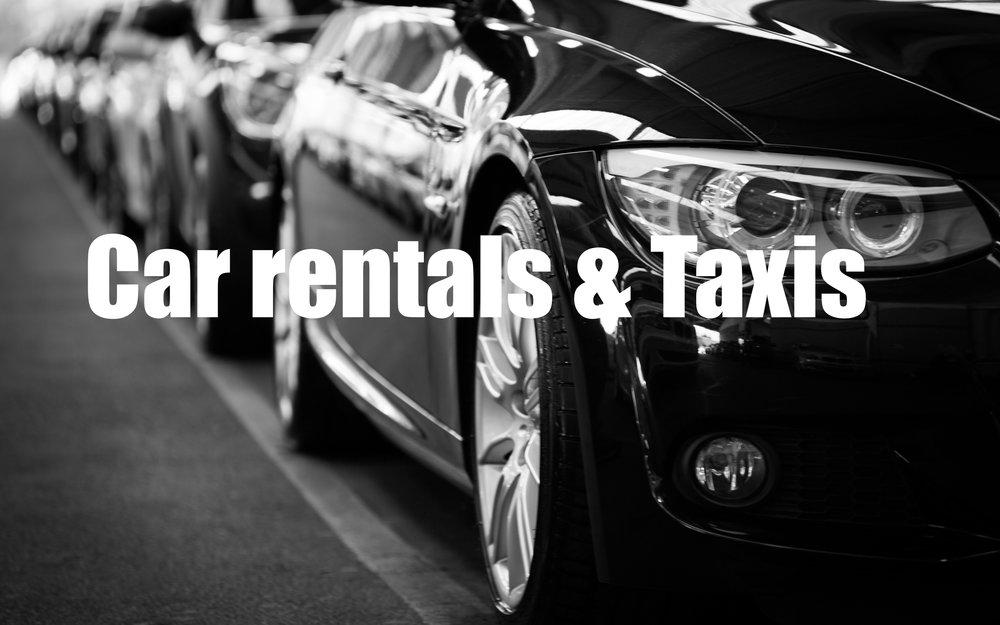 Click for Car Rentals & Taxis download