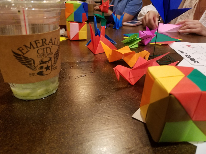 Origami Nights Skydog Workshops