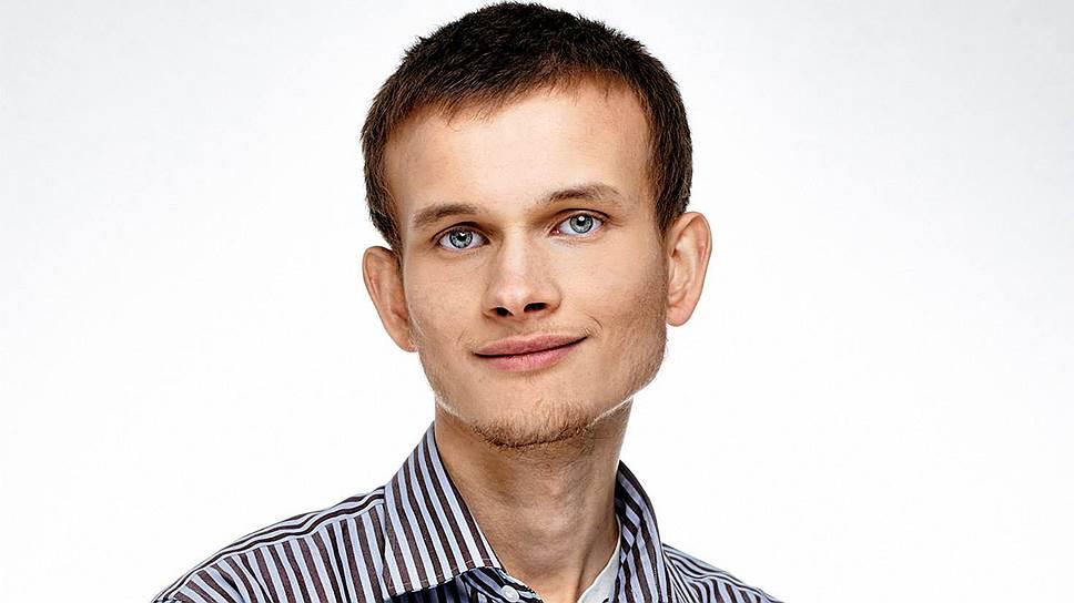 Ethereum creator Vitalik Buterin