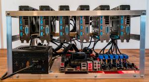 Perfect Running Ethereum 6 GPU Setup