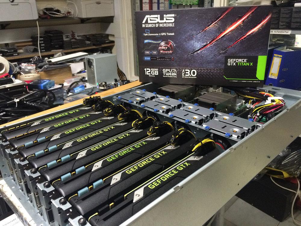 How to build ethereum mining rig rigs to mine ethereum nvidia 8 gpu setup ccuart Choice Image