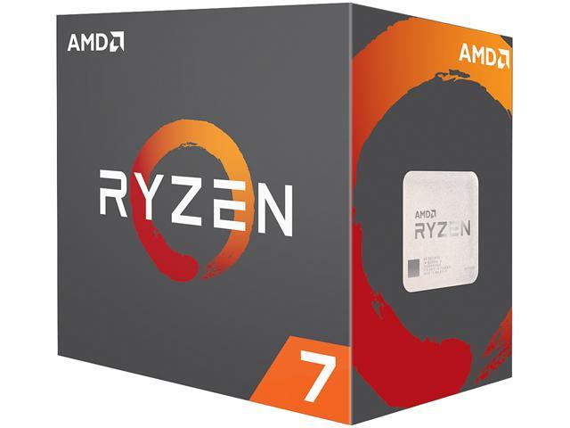 MD RYZEN 7 1700X 8-Core 3.4 GHz (3.8 GHz Turbo) Socket AM4 95W