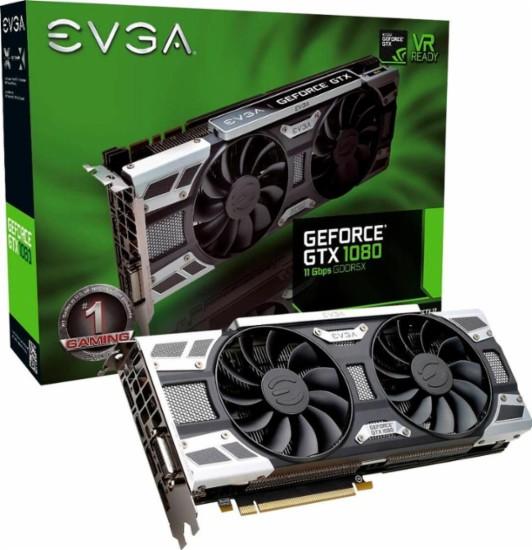 NVIDIA GeForce GTX 1080 8GB GDDR5X - Very High Sol/s Rate!!