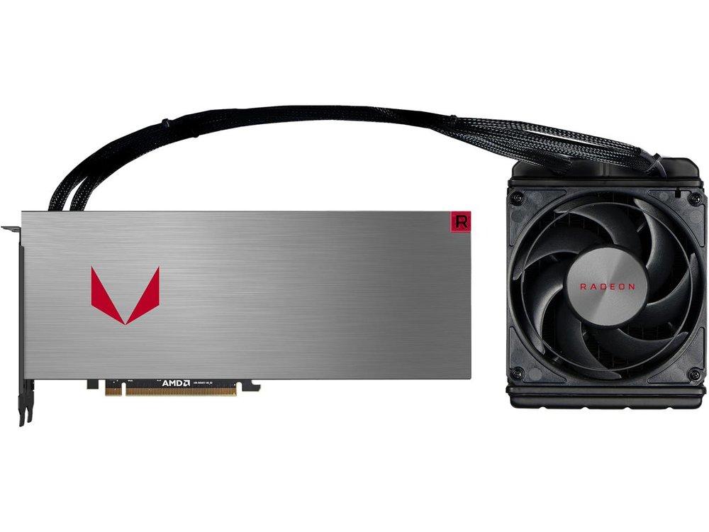 Radeon RX Vega 64 DirectX 12 RADEON RX VEGA 64 WAVE 8G 8GB 2048-Bit HBM2  - THE NEW RX VEGA 64!!!!!! My Personal Favorite!!!
