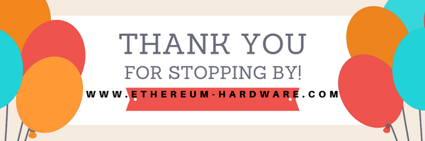 More Bitcoin & Ethereum Miners