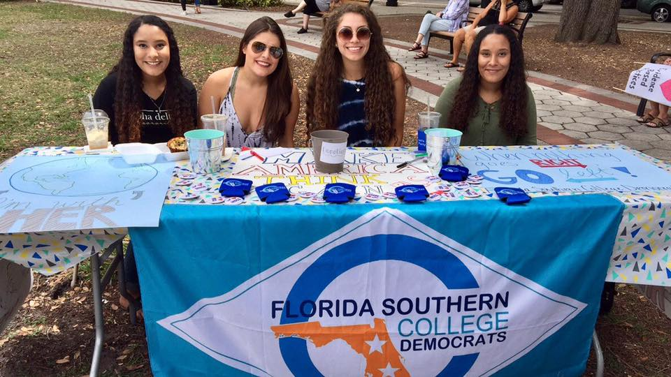 Florida Southern College Democrats - Lakeland, FLPresident: Mikaela GuidoFacebookInstagram