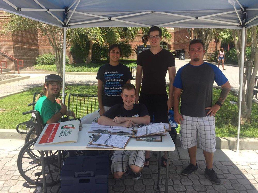 College Democrats of University of Central Florida - Orlando, FLPresident: Brandon DerrigFacebookTwitterInstagram