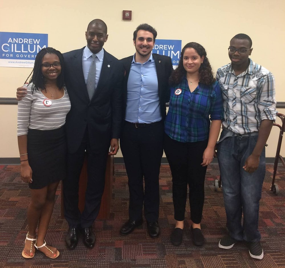 Barry University College Democrats - Miami Shores, FL President: Isaly OrtizFacebookInstagram