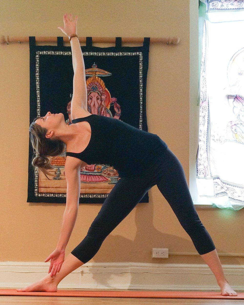 Yoga Nut