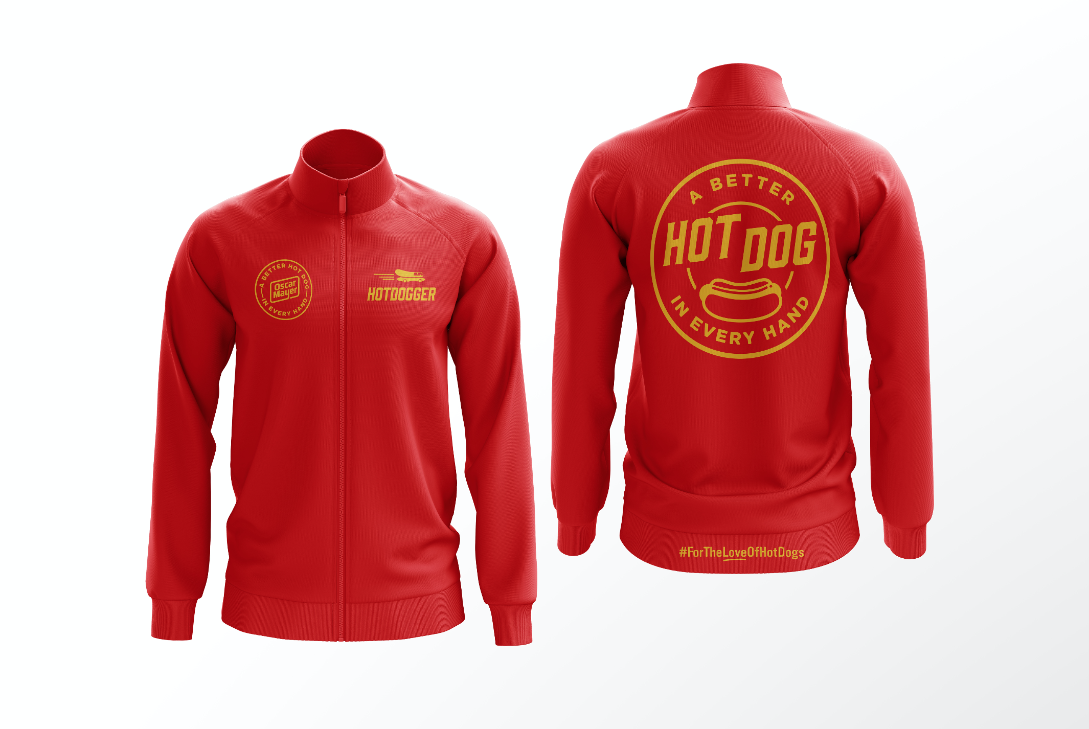 Hot Dogger Tracksuit