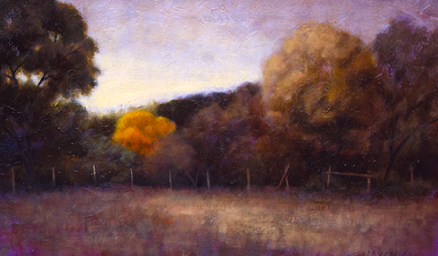Edge of Pasture II - 24x40