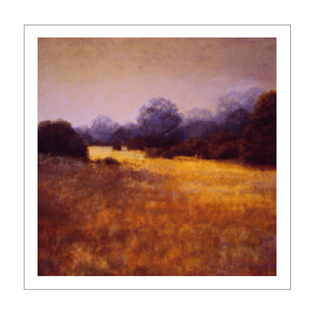 AUTUMN GRASSES - 30x30