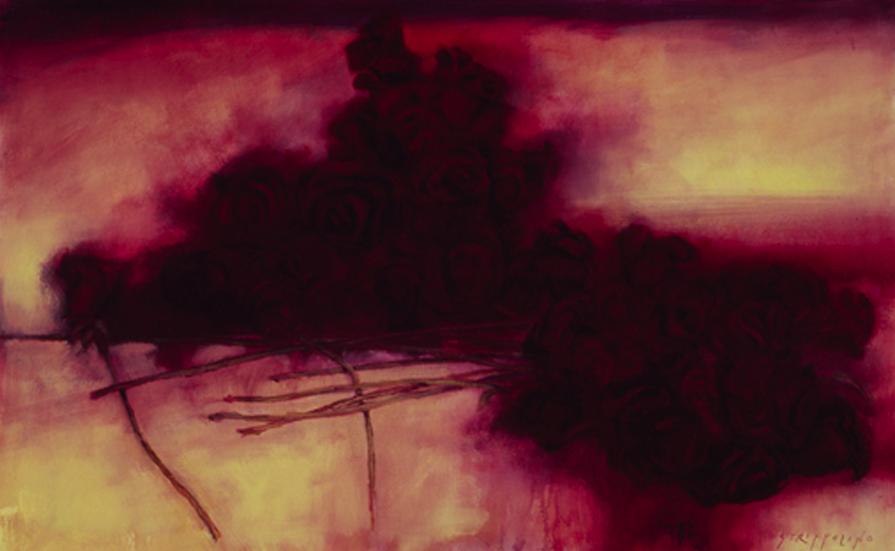 Dried Roses II - 30x48