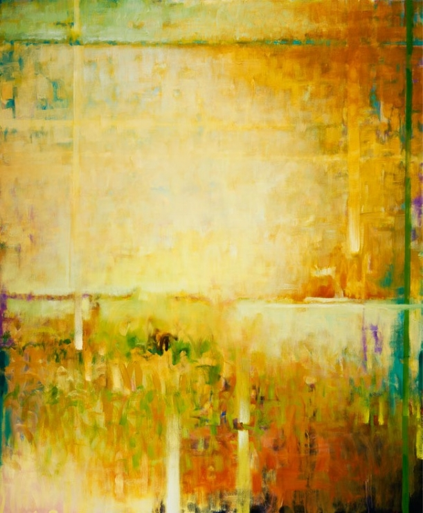 Within and Beyond, Spring - 72x60