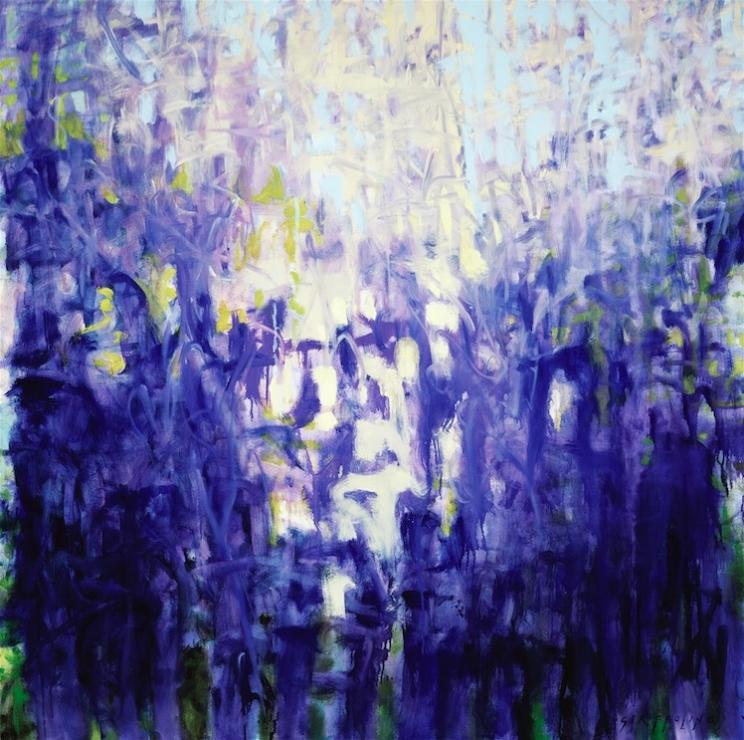 Tree Quilt #2 - 48x48