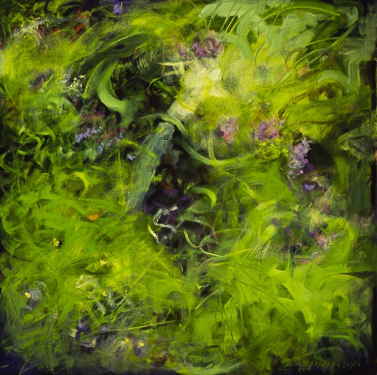 Wildflowers and Grasses - 32x32