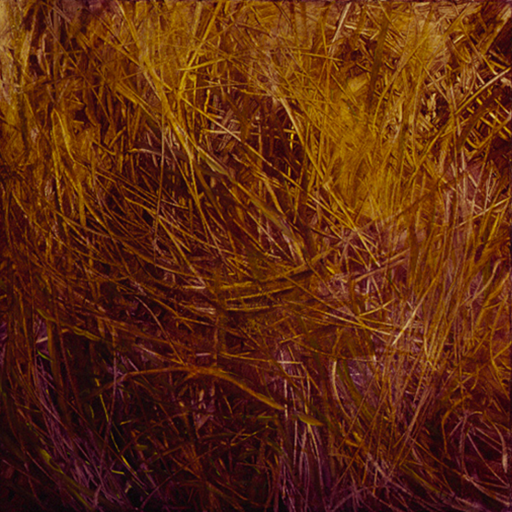 Grass Study - 12x12