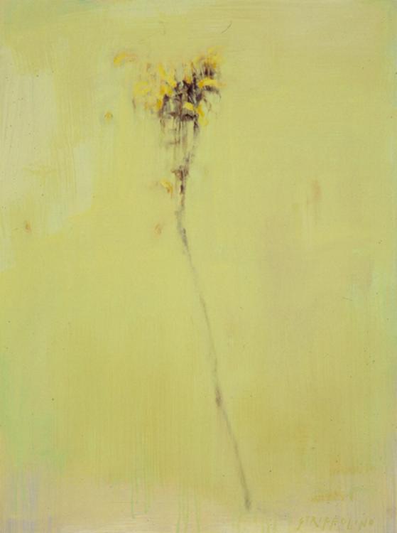 Dried Sunflower Study II - 24x18