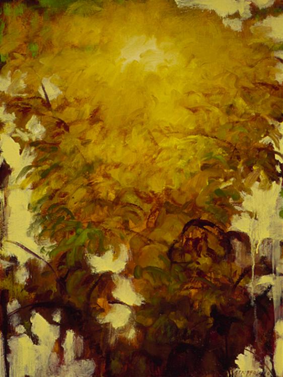 Red Twig Dogwood, Study - 24x18
