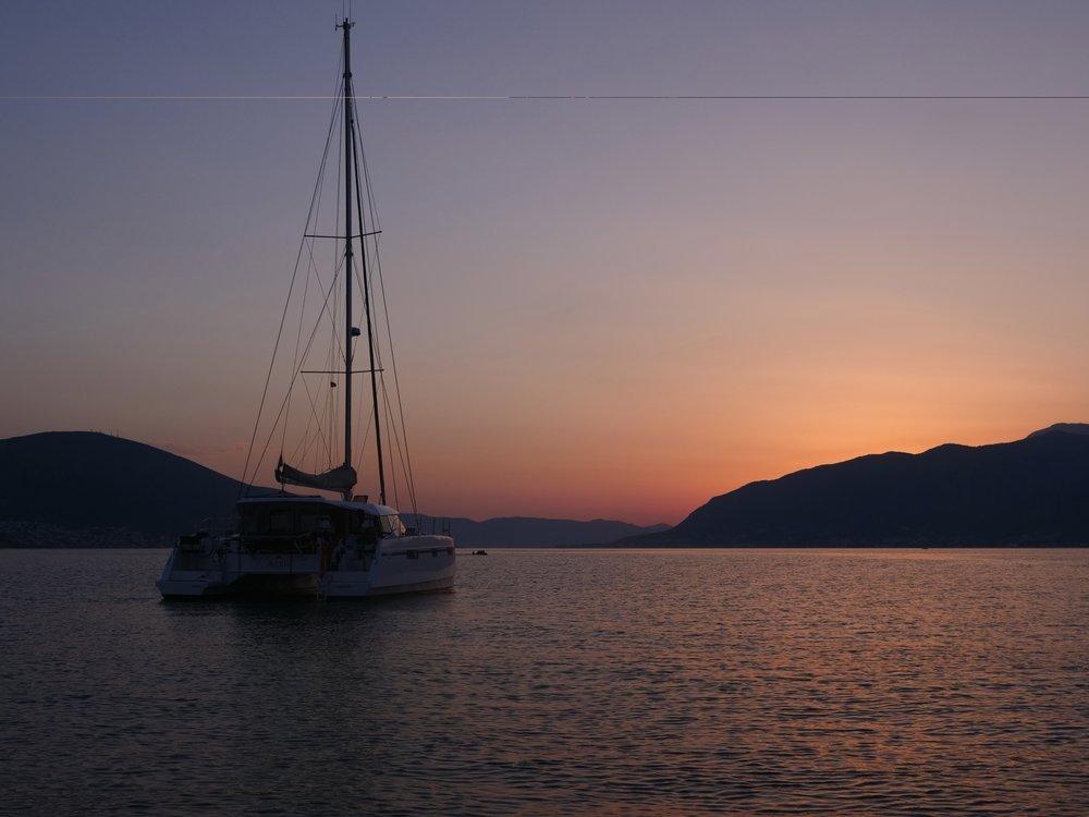Montenegrin Princess , Bay of Kotor, Montenegro