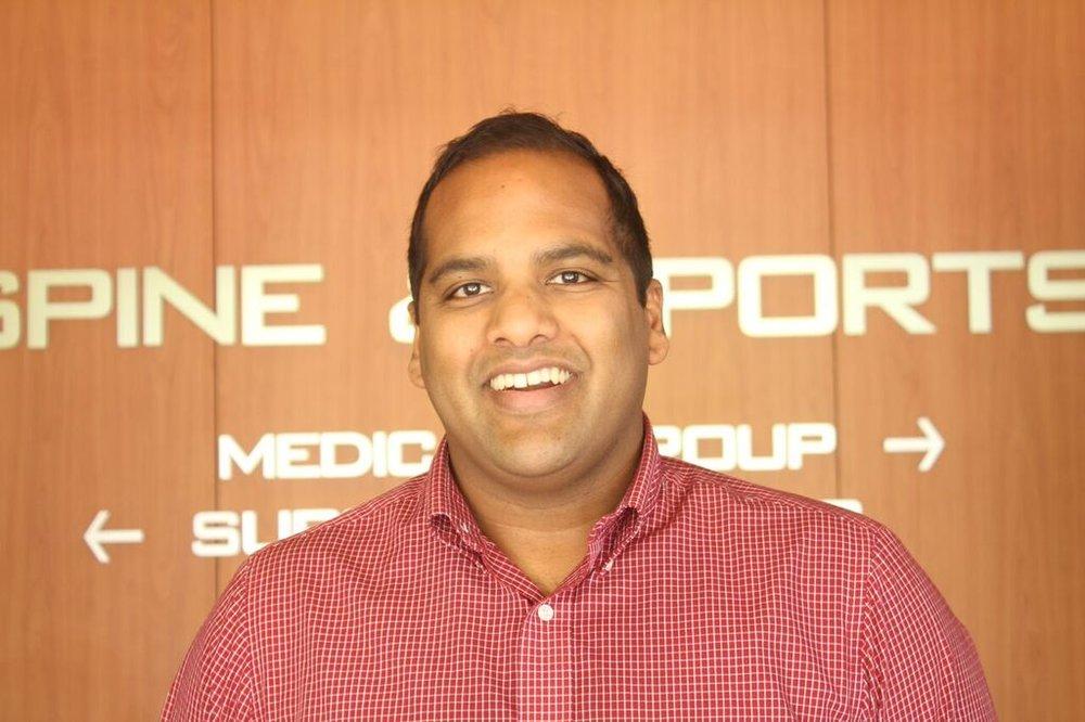 Abhishek Gowda, MD