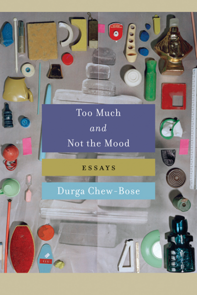 Too Much and Not the Mood: Essays - By Durga Chew-Bose