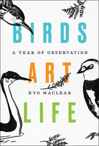 Birds, ART, Life - Kyo MacLear