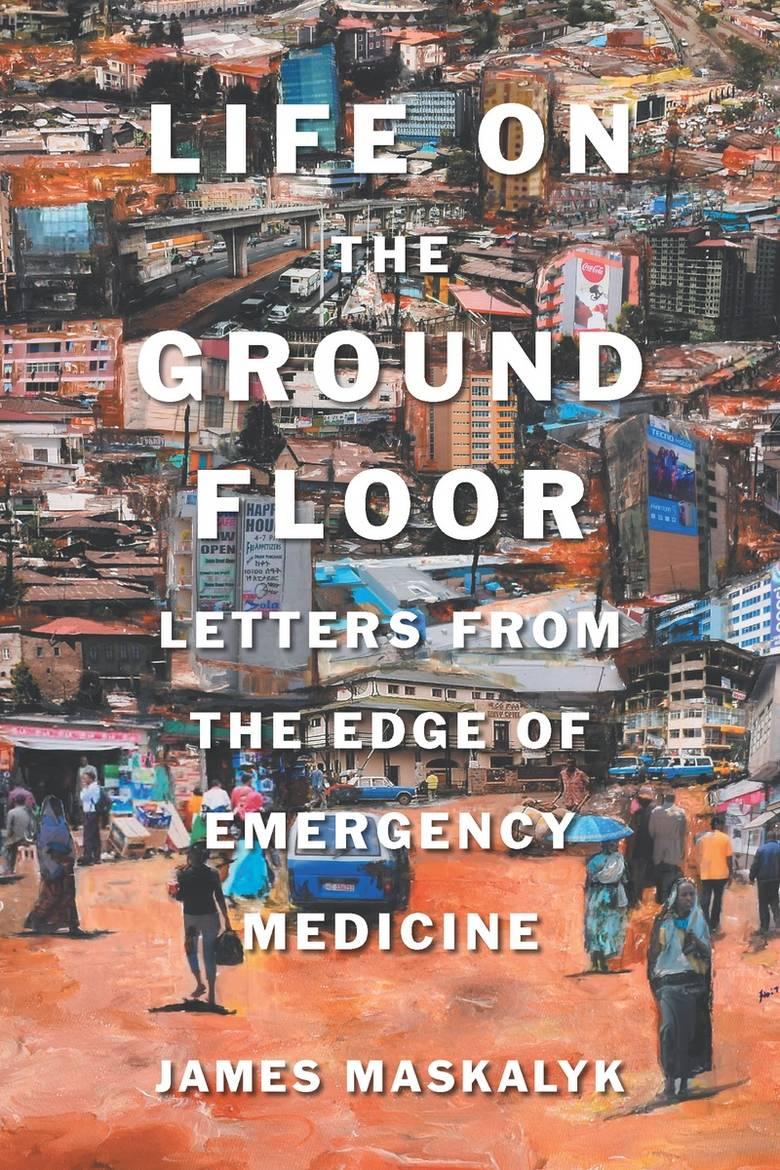 Life on the Ground Floor - by James Maskalky