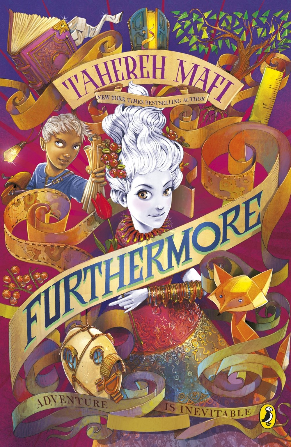 furthermore - by Tahereh Mafi