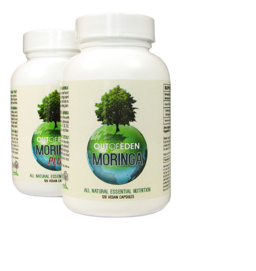 Shop Moringa - Buy Organic Moringa Oleifera capsules or try our Moringa Life Blend.Found in this plant are essential amino acids, antioxidants, calcium, potassium, protein, phytonutrients, vitamins and minerals that includes vitamin A, vitamin B, B1, B2, B3, B6, vitamin C, vitamin E, iron, fiber.