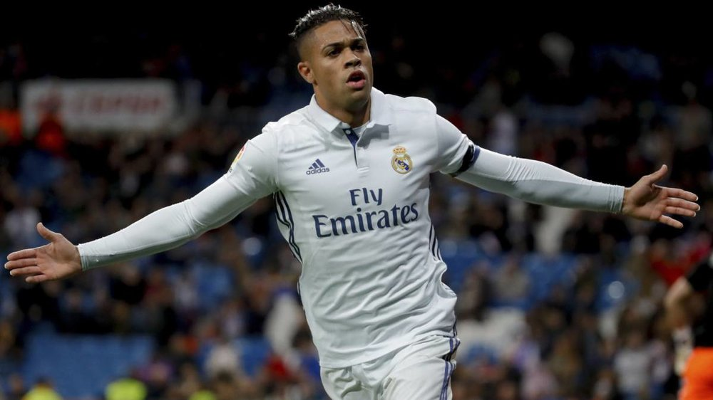 """...while in Badalona when Mariano completed his physical development and began to stand out in the Juvenil category. And that's where I was fixated on bringing him to Madrid because he was a type of striker that we did not have at Real Madrid.""  Manuel Romero."