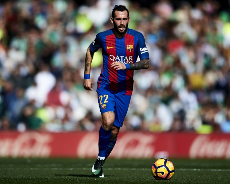 Aleix Vidal (FC Barcelona) was discovered by Manuel Romero and was also a participant at the Cerdanya Cup.