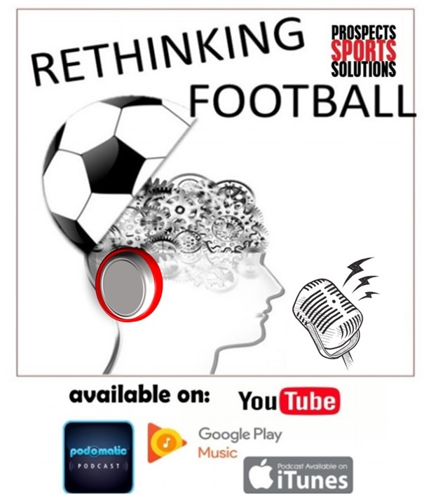 SEASON ONE - Rethinking Football discusses player development with current professionals, players, world-renowned scouts, professional football academy directors, coaches and others. We will use Spain's model and compare it to other national governing bodies in other countries. At the end of each podcast, we will update our Theory of Change to improve player development worldwide, using indicators, best practices and our own research, along with the opinions and expertise of our guests. Access transcripts and additional information below.