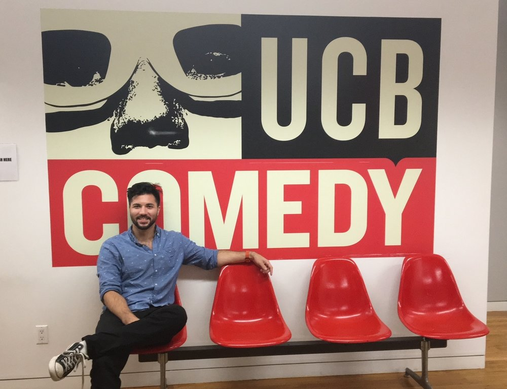 Performers, Writers and More - Community is one of the defining features of UCB. We are first and foremost a community of performers and writers. We are dedicated to raising the art of comedy and taking it places it may have never gone before. That's why brands, ad agencies and other organizations regularly come to us when they want highly specialized comedy talent.