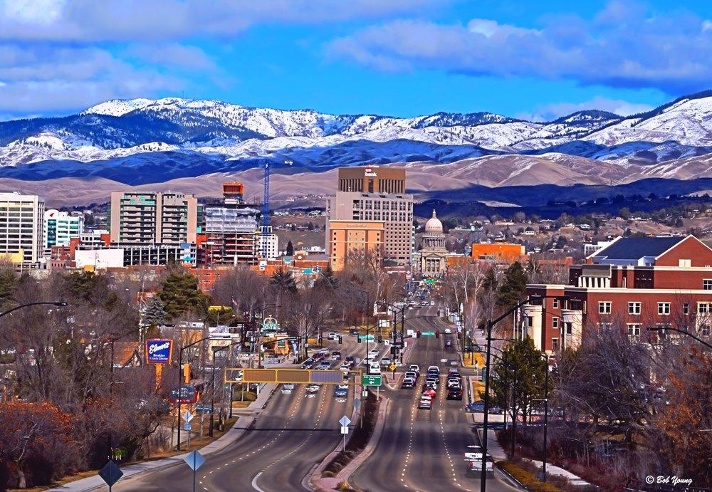 Boise (BOI)