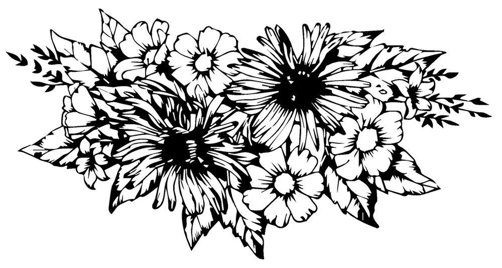 Floral Cluster Image