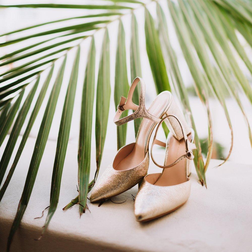Hotel Californian getting ready wedding details Santa Barbara wedding